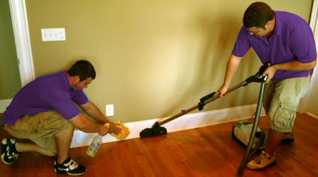 Enthusiastic Move Out Cleaning Services!